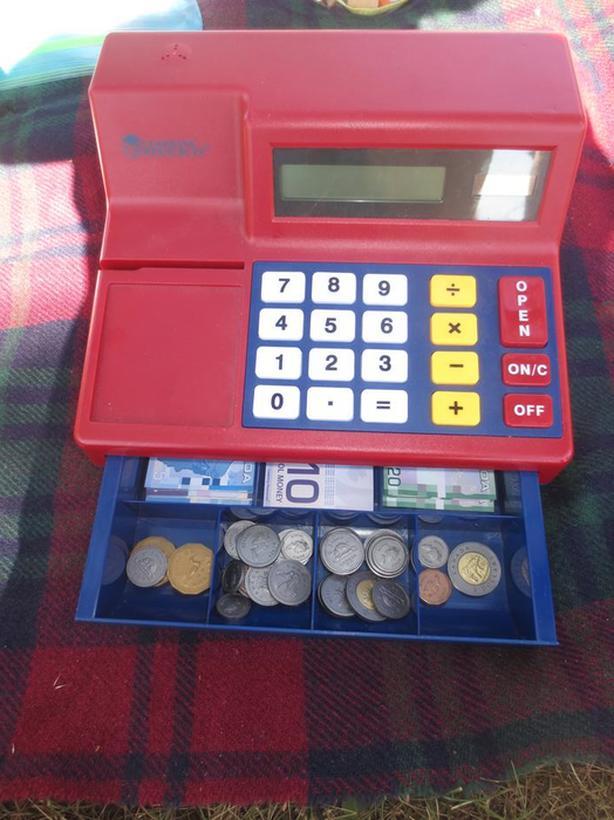 toy cash register saanich victoria