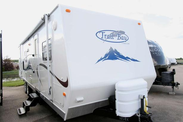 2008 R Vision Trail Bay 32BHS - 1858X