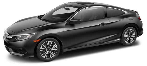 2018 Honda Civic EX-T w/Honda Sensing (CVT)