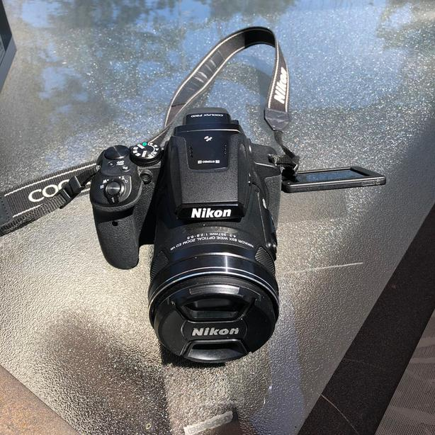 Super zoom Nikon P900 83X