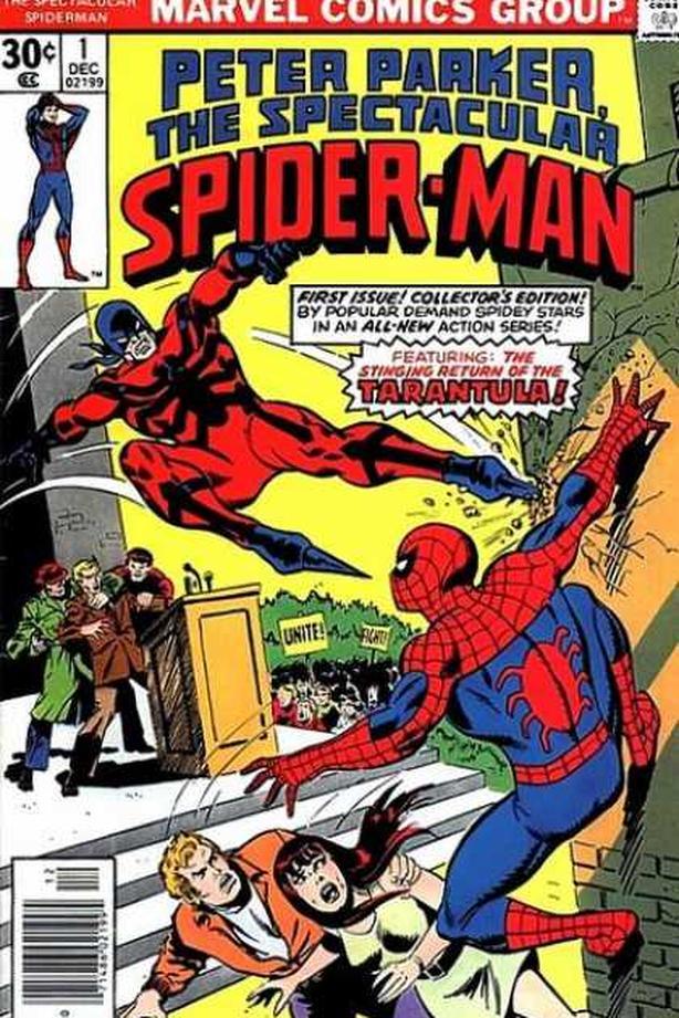 Peter Parker, Spider-Man Comics