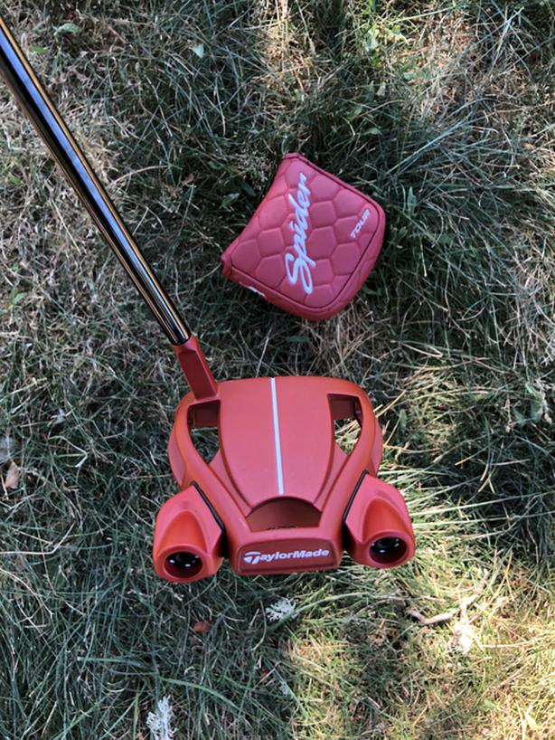 Taylormade Spider Putter West Shore: Langford,Colwood