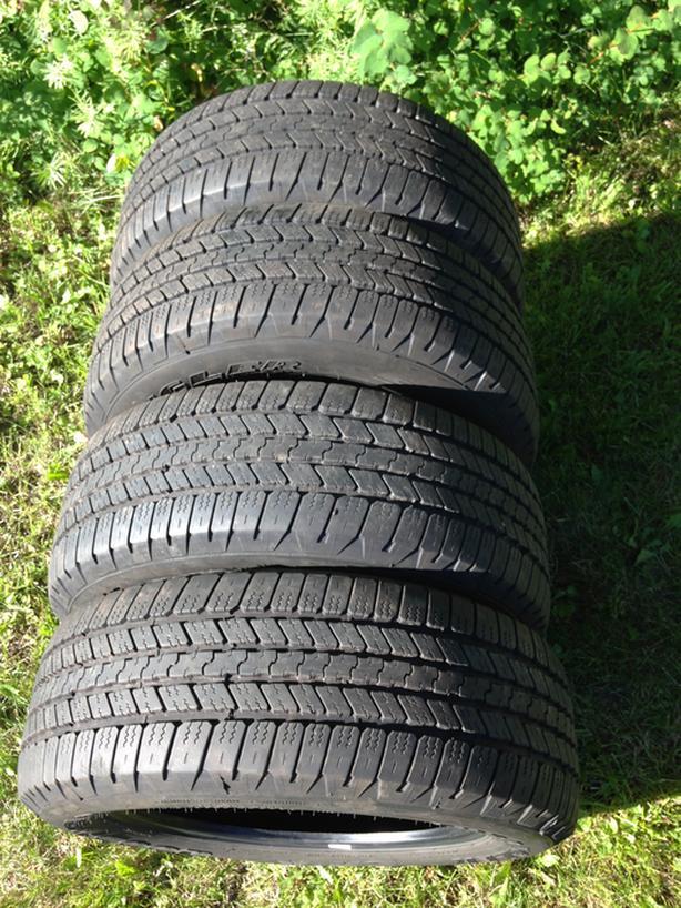 New-ish Wrangler Tires