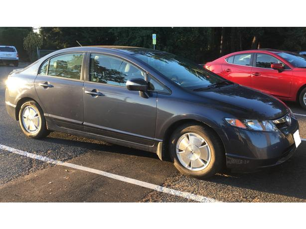Affordable 2008 Honda Civic HYBRID