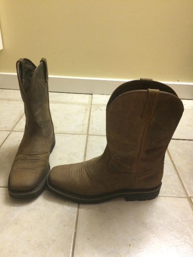 bf36faef8ef  Log In needed $100 · size 12 EE cabelas pinedale