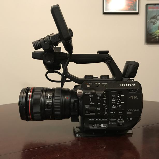 Sony PXW-FS5 4K Digital Cinema Camera