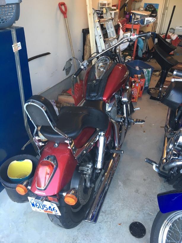 Reduced 2005 Honda VTX 1300 West Shore: Langford,Colwood,Metchosin
