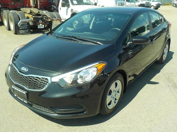 2016 Kia Forte LX with Popular Package