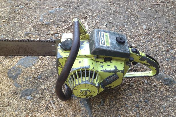 pioneer 01200a chainsaw parts diagram - 614×408