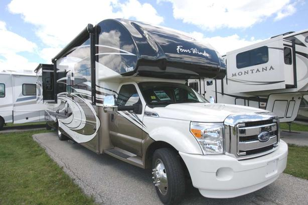 2016 Thor Four Winds Super C 35SF - 1859X