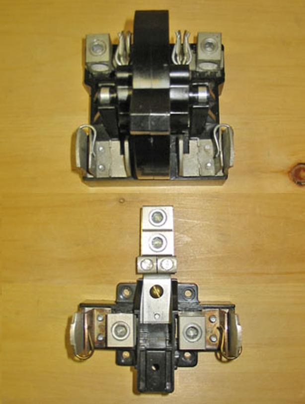 CEB / COMMANDER 200 Amp, 240 Vac Fused Switch Blocks (F2023 / F2023N) ~ Rare!
