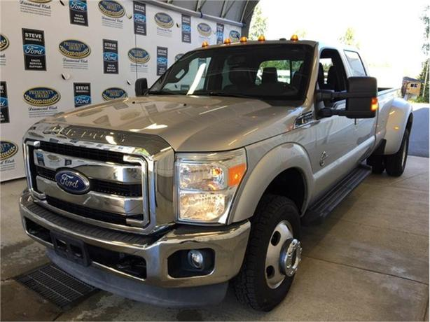 2011 Ford F-350 Super Duty DRW F350 SUPER DUTY