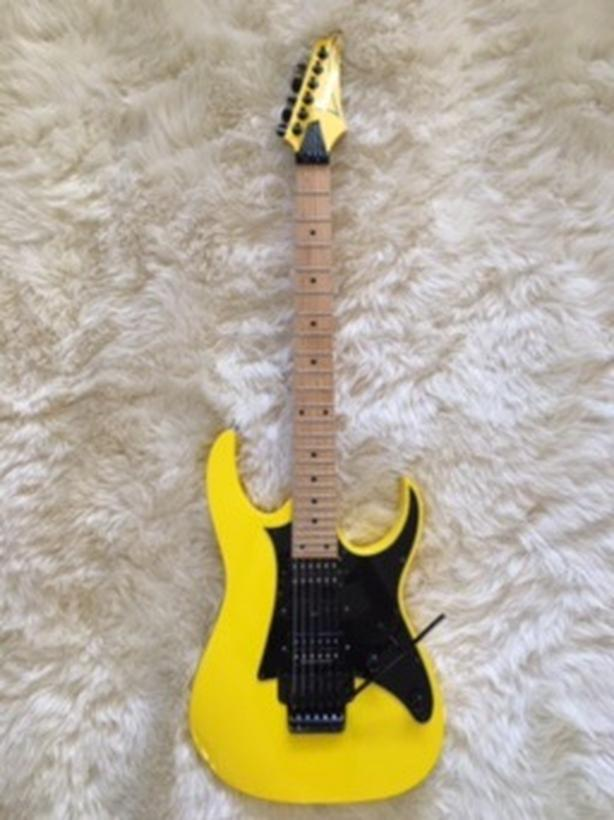 *Price Reduced!* Ibanez RG350 Yellow