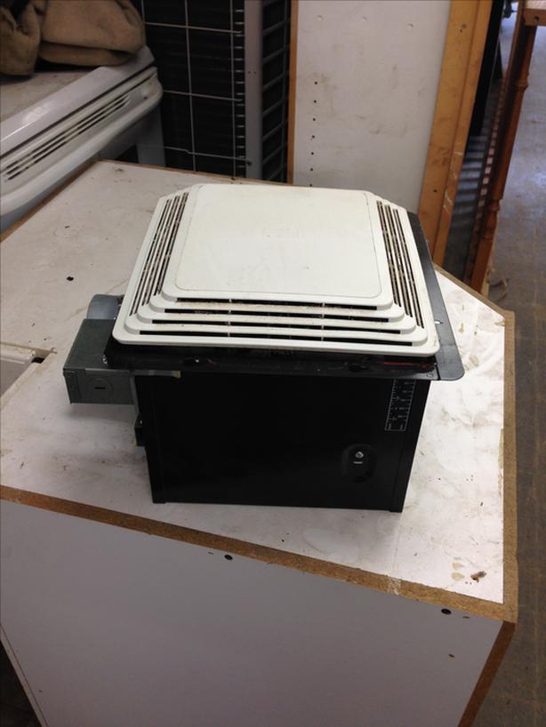 Panasonic Ventilating Ceiling Fan, Box 10 x 10