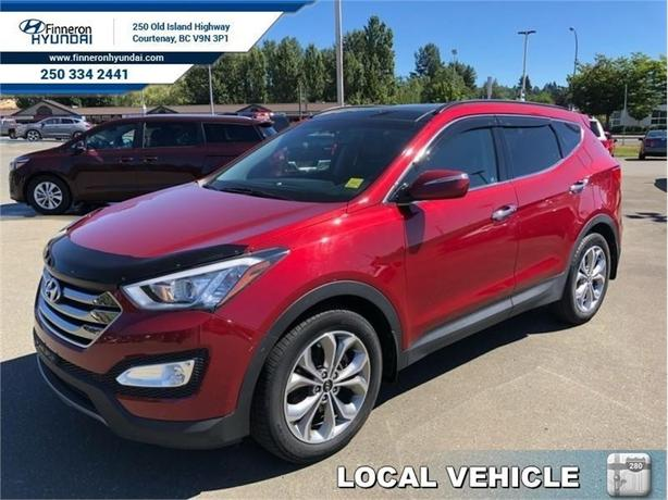 2016 Hyundai Santa Fe Sport 2.0T Limited  - one owner