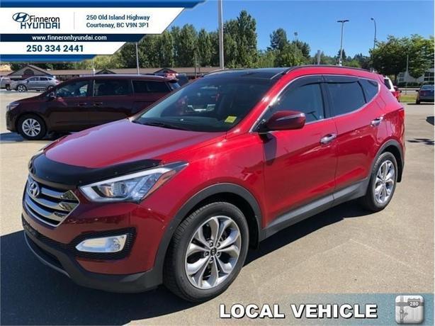 2016 Hyundai Santa Fe Sport 2.0T Limited  - one owner