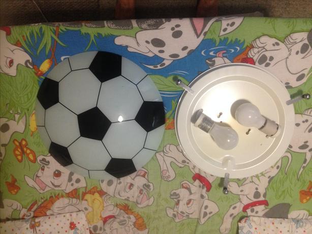 Soccer Light Fixture Duncan Cowichan