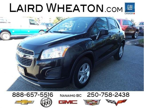 2013 Chevrolet Trax LT AWD, Sunroof