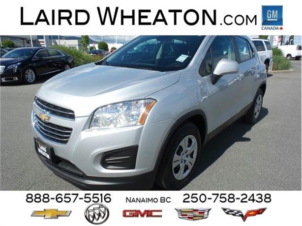 2016 Chevrolet Trax LS Clean, Low km's!