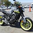 2016 Yamaha FZ 09 Sport Bike