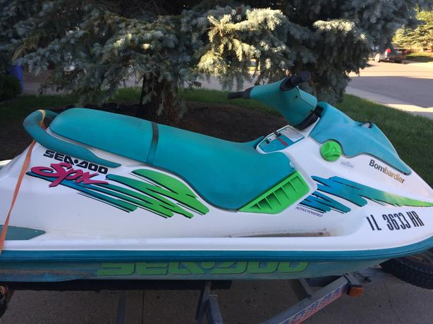  Log In needed $800 · SPX Sea Doo for Parts