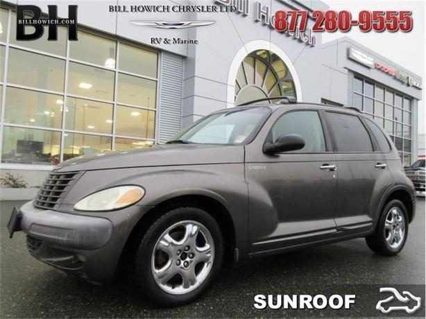 2002 Chrysler PT Cruiser Limited - Sunroof - Leather Seats