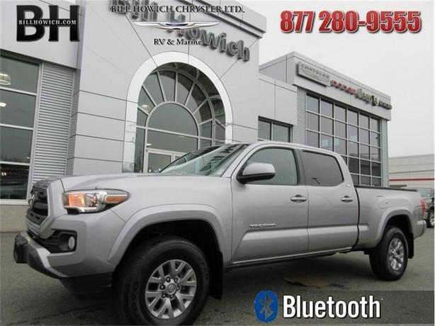2016 Toyota Tacoma SR5 - Bluetooth - Trailer Hitch - $272.12 B/W