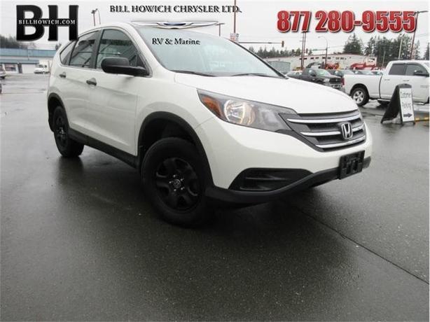 2013 Honda CR-V LX - Trailer Hitch - Bluetooth - $172.22 B/W