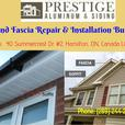 Eavestrough Installation & Repair Service in Burlington