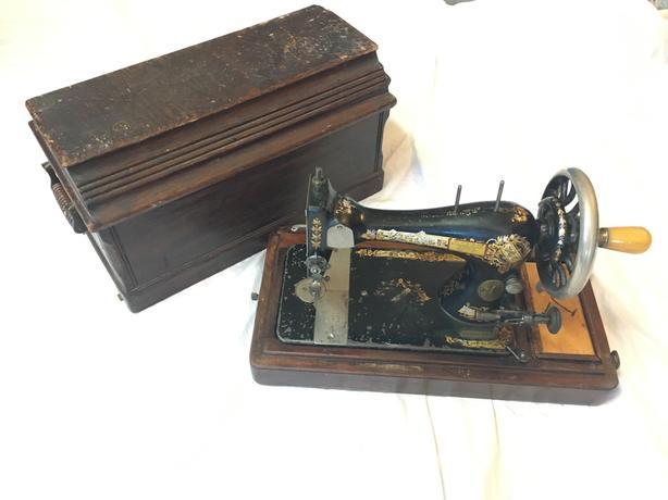  Log In needed $50 · 1899 Singer Sewing Machine
