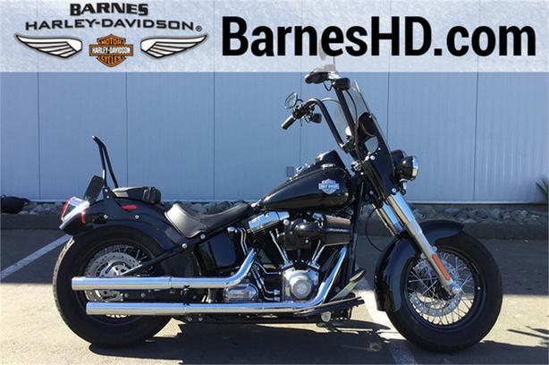2016 Harley-Davidson® FLS - Softail® Slim®