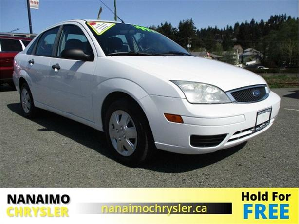 2007 Ford Focus SE Economical Commuter