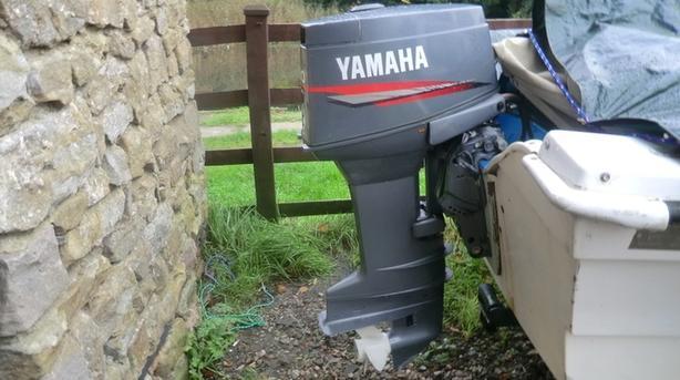 WANTED: 30 HP Yamaha Longshaft Oak Bay, Victoria