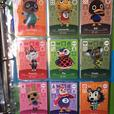 FOR-TRADE: Animal crossing Amiibo Cards