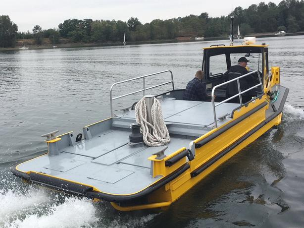 ACB Work, Research, Jet Boat For Sale