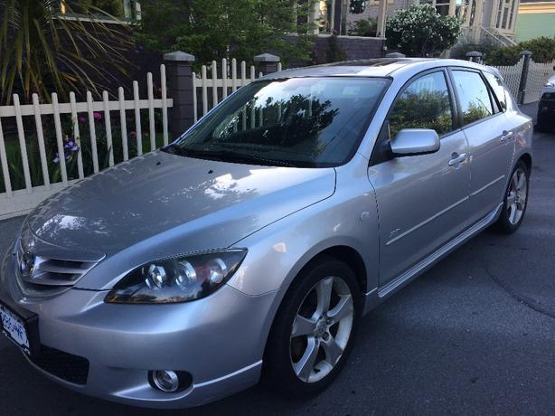 2004 Mazda 3   Hatchback