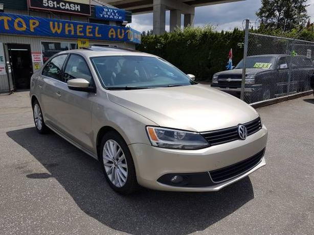 2012 Volkswagen Jetta TDI (DIESEL), Manual, with 99Ks, free warranty