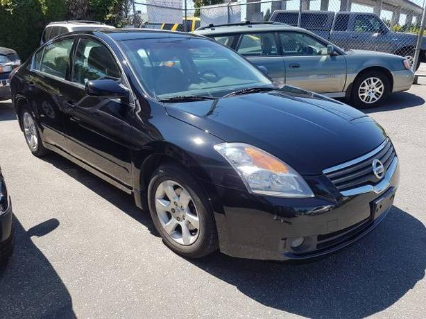2008 Nissan Altima Leatherampsun Roof Free Warranty Surrey Incl