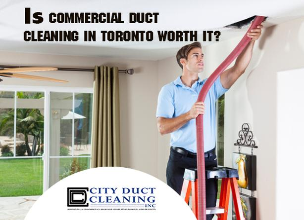 Contact for Commercial Duct Cleaning in Toronto – City Duct Cleaning