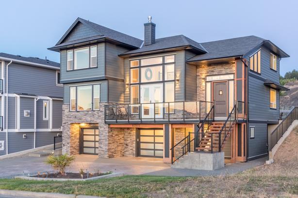 High End Custom Built  Home