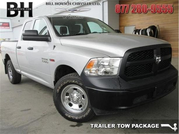 2016 Ram 1500 ST - Trailer Hitch - Power Windows - $299.41 B/W