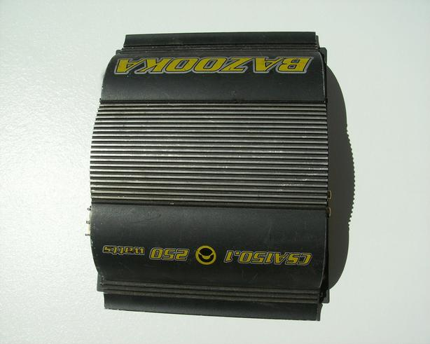 bazooka 250 watts