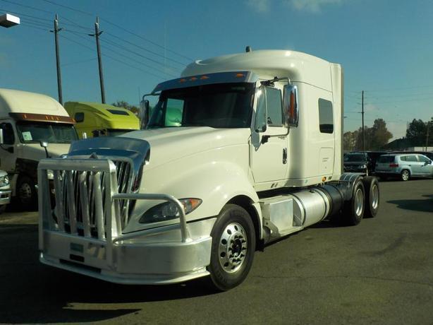 2013 International Prostar+ Eagle Sleeper Cab Highway Tractor Diesel
