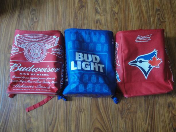 a9cae9f4859 each -  NEW  Beer Cooler Backpacks for 24 Cans! (Blue Jays