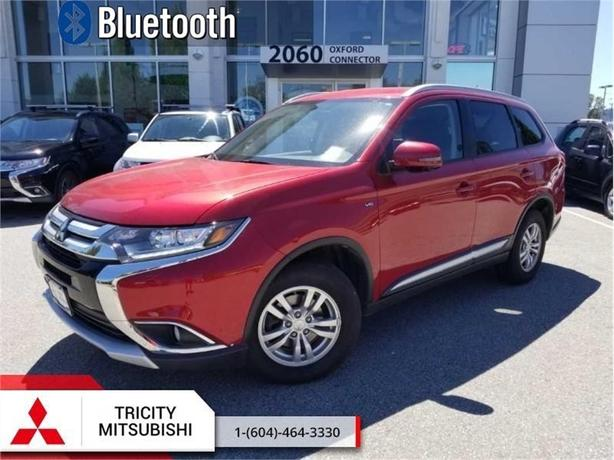 2016 Mitsubishi Outlander SE  - Bluetooth -  Heated Seats