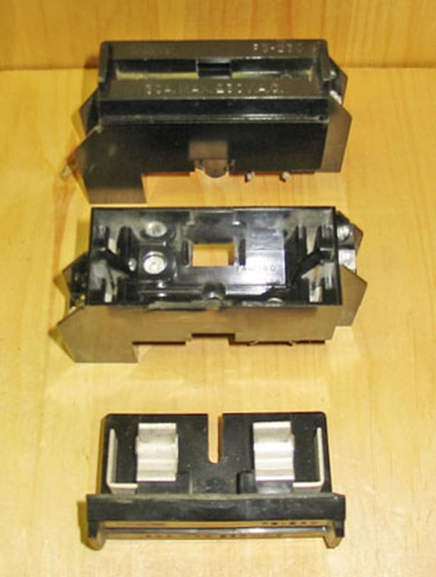 CEB 15/30 Amp Fuse Holder & Fuse Block (Complete Set) ~ Rare!