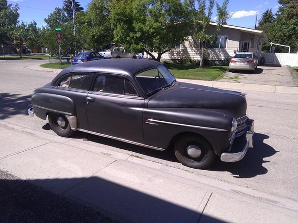 1949 Dodge Wayfayer 2 door 6 cyl Flathead 16700 original Miles