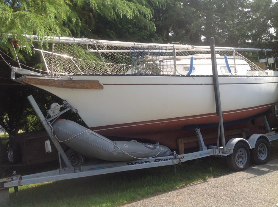 Bayfield 25 trailer