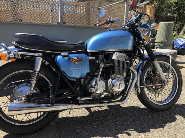 1974 HONDA CB 750 K4