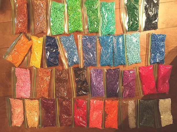  Log In needed $80 · Huge Perler Bead Collection
